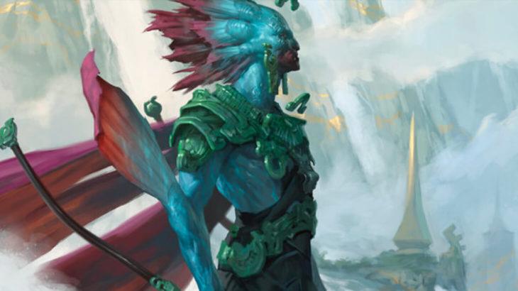構築済みデッキ「青緑【Jungle Secrets】」の解説・改造案