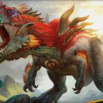 【デッキ紹介】巨大サイズで押し潰せ!「赤緑恐竜」