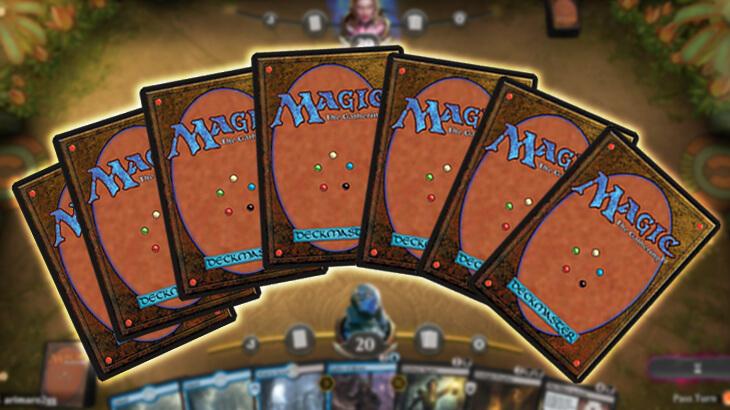 マジックの特徴の1つマリガンが変化する?ロンドンマリガンとは?