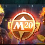 MTGアリーナ「基本セット2020」実装!実装内容と100パック開封結果!